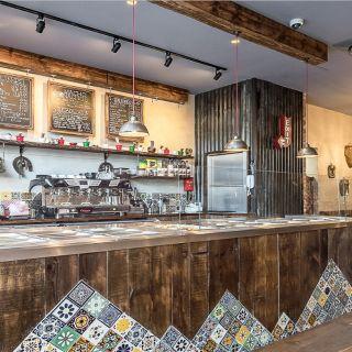 A photo of Burrito MEX restaurant