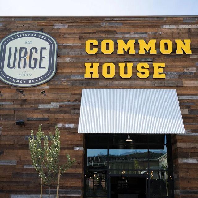 Urge Gastropub Common House Restaurant San Marcos Ca Opentable