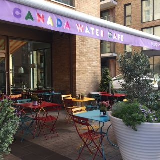 Canada Water Cafeの写真