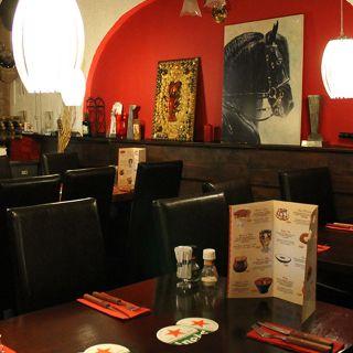 A photo of Villa Maria restaurant
