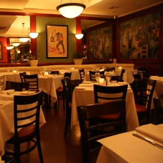 A photo of Le Petit Restaurant restaurant