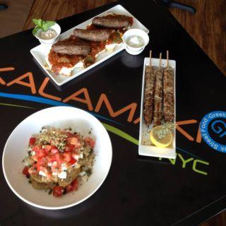 Foto von Kalamaki GR Restaurant