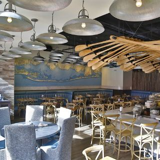 A photo of Blue Island Oyster Bar & Seafood restaurant