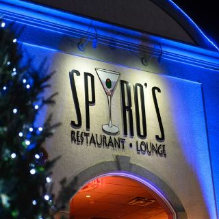 A photo of Spiro's restaurant