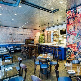 A photo of Clancey restaurant