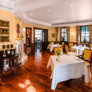 A photo of Hotel Villa Marburg im Park restaurant
