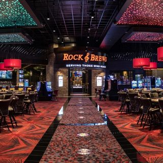 A photo of Rock & Brews - San Manuel Casino restaurant