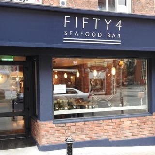 A photo of Fifty 4 restaurant