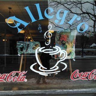 A photo of Allegro restaurant