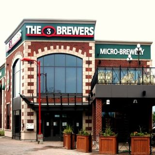 A photo of The 3 Brewers- Kanata restaurant