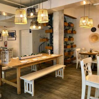 A photo of Meraki Greek Bistro restaurant