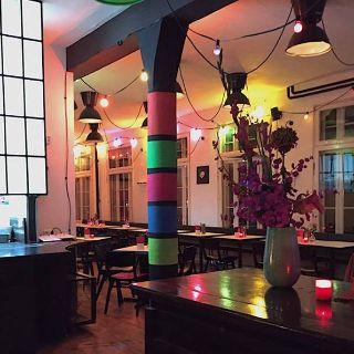 A photo of Leche de Tigre restaurant