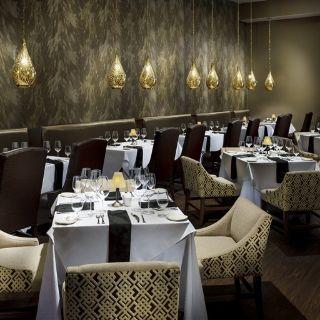 A photo of Seared - Westin Hotel Chicago Northwest restaurant