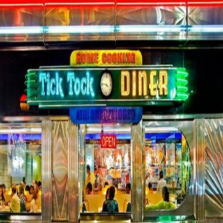 A photo of Tick Tock Diner NY restaurant