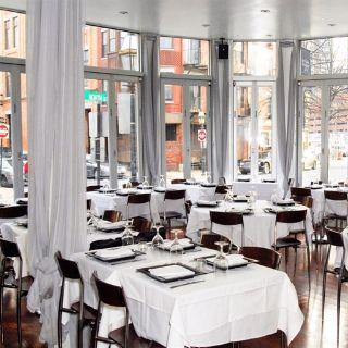 A photo of Aqua Pazza restaurant