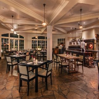 A photo of The Fireplace Restaurant restaurant