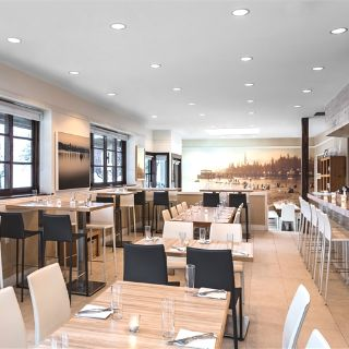 A photo of Beach Bay Cafe restaurant