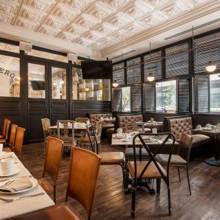 Una foto del restaurante El Aduanero