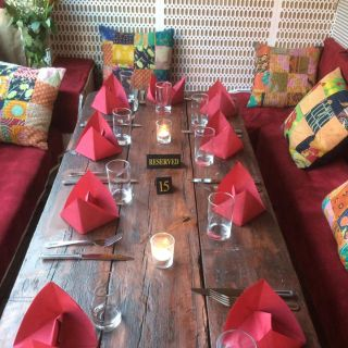 A photo of Shakshuka restaurant