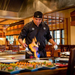 Una foto del restaurante Mikado - Marriott Puerto Vallarta Resort & Spa