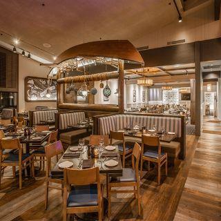A photo of Brigantine La Mesa restaurant