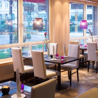 Foto von King George Bar & Restaurant im Crowne Plaza Hamburg Restaurant
