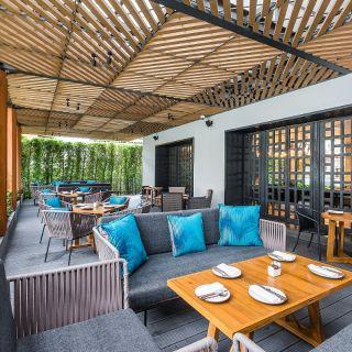 A photo of Siam Tea Room restaurant