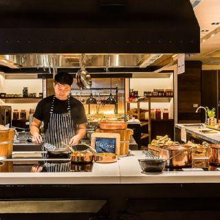 A photo of Goji Kitchen + Bar restaurant