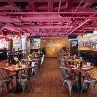 A photo of Lorettas Last Call restaurant