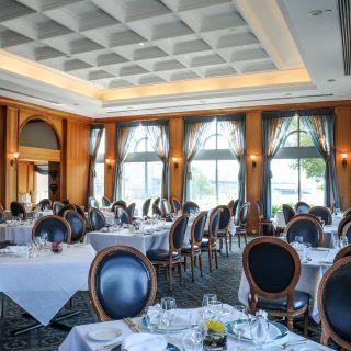 A photo of Breakwater Restaurant  - Waterside Inn restaurant