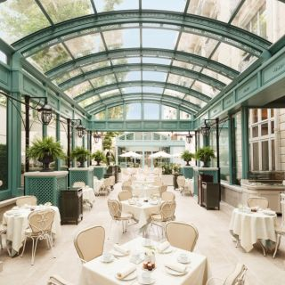 A photo of Bar Vendôme - Ritz Paris restaurant
