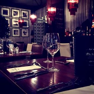 A photo of Silk Room Restaurant & Champagne Bar restaurant