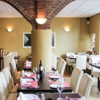A photo of Pind Punjabi restaurant