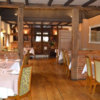 Foto von The Chequers Inn Restaurant