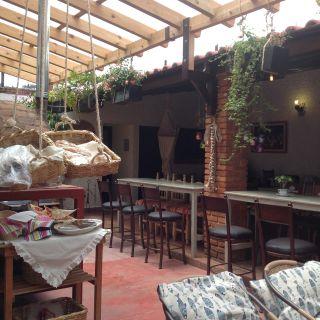 A photo of El Portal de Quena restaurant