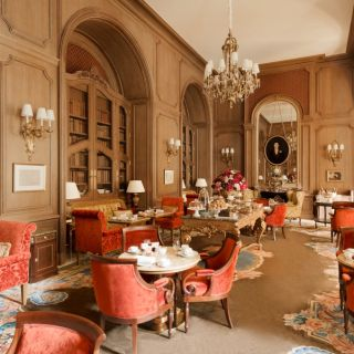 A photo of Salon Proust - Ritz Paris restaurant