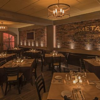 A photo of Meta restaurant