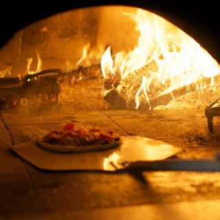 A photo of FIRE by Visconti's At Pybus Market restaurant