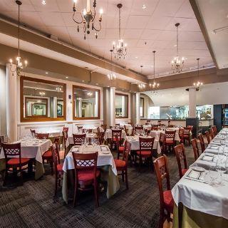 A photo of Aperto restaurant