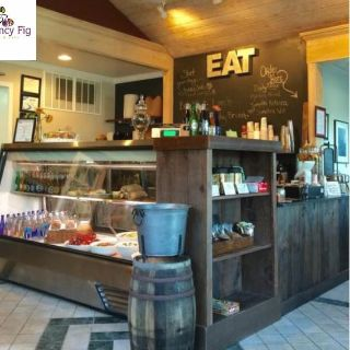 A photo of Fancy Fig Cafe and Catering restaurant