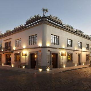 A photo of Expendio Tradición restaurant