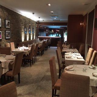 Woodlands Restaurant Hampstead