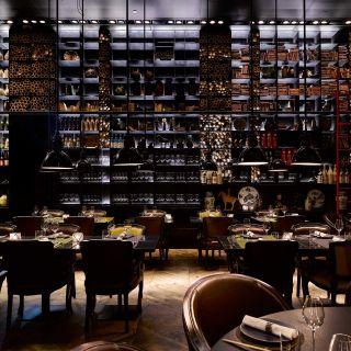 A photo of Taiko - Conservatorium Hotel restaurant