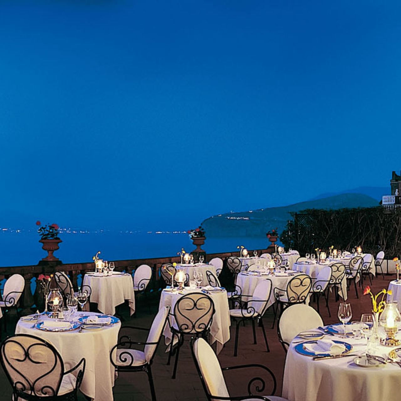 Terrazza Bosquet Restaurant Sorrento Naples Opentable