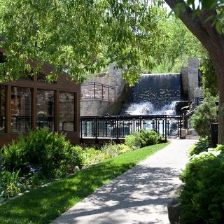 A photo of Ancaster Mill restaurant