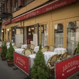 A photo of Jacques Brasserie restaurant