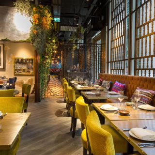 A photo of COYA Angel Court restaurant