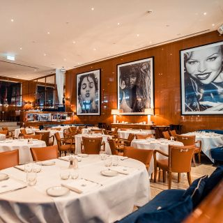A photo of Cipriani Dubai DIFC restaurant