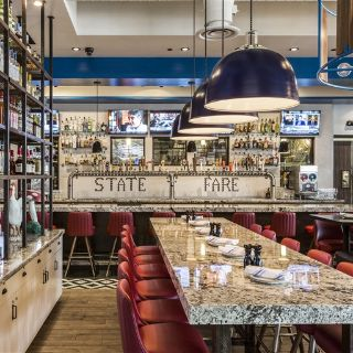A photo of State Fare Kitchen & Bar restaurant