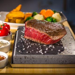 Foto von Rotwand eins Restaurant